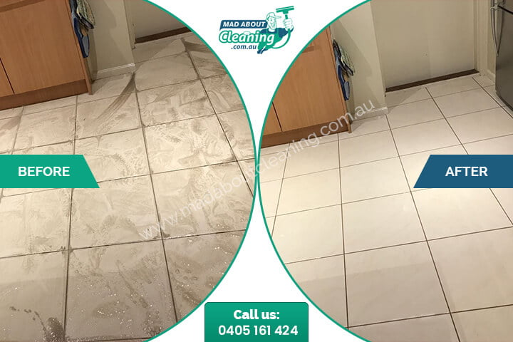 Mad About Cleaning Before After image