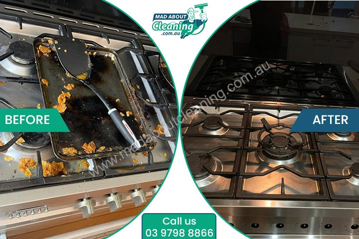 oven and hob cleaning services